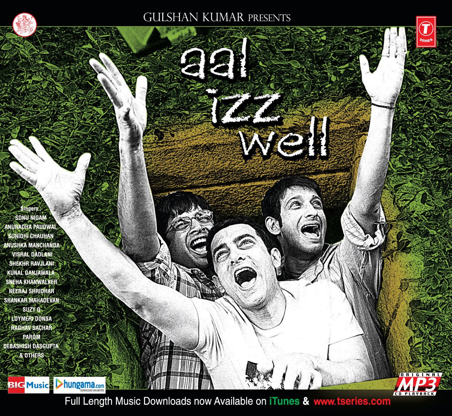 all is well 3 idiots mp3 song free download