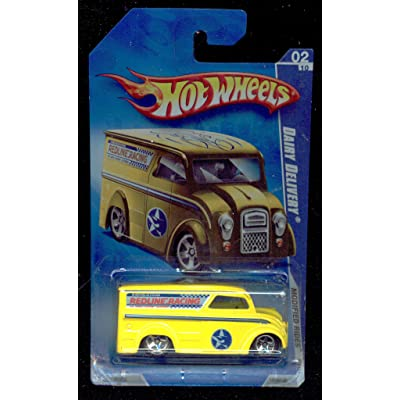 Hot Wheels 2009-158/190 Modified Rides 02/10 Dairy Delivery 1:64 Scale: Toys & Games