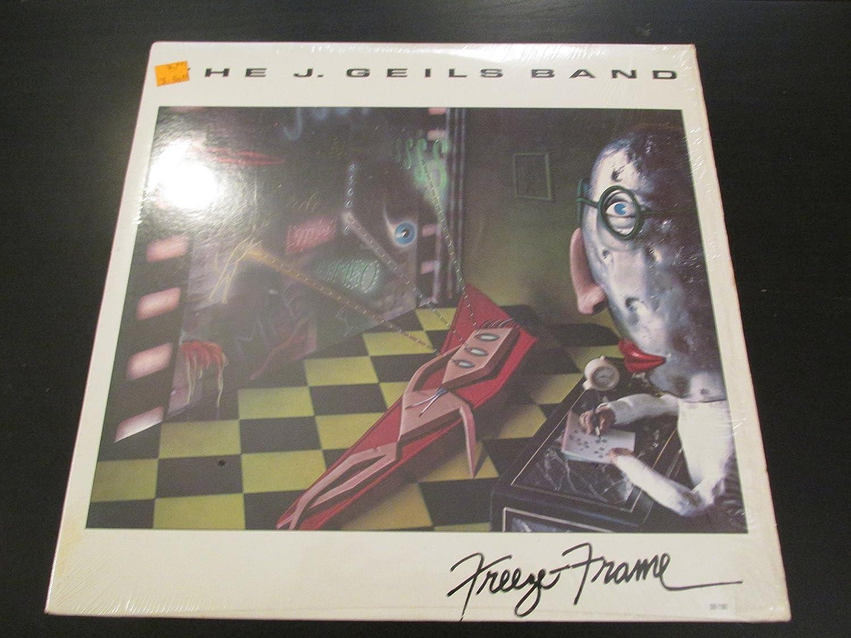 The J. Geils Band - Freeze Frame - Amazon.com Music