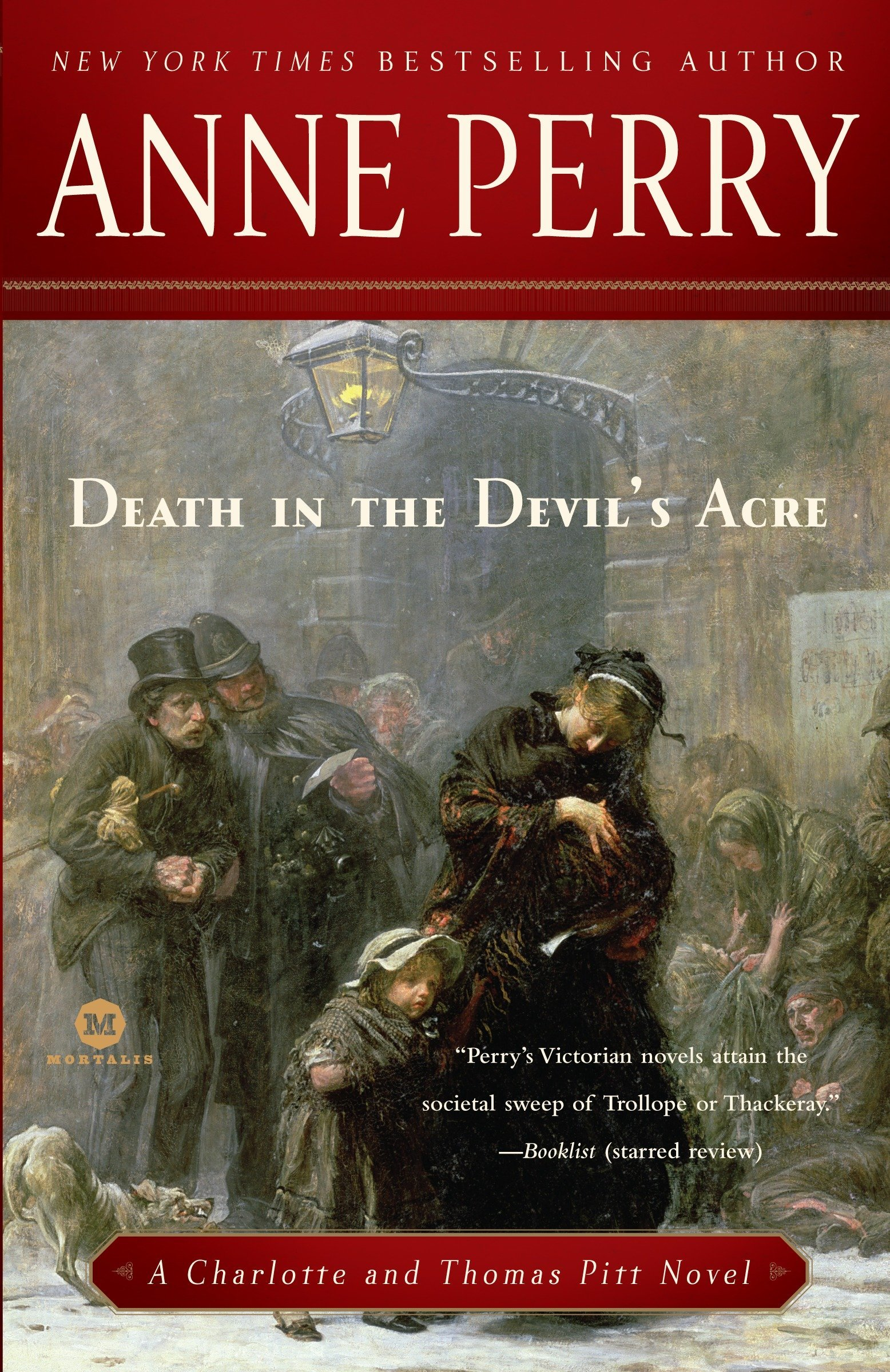 Death in the Devil's Acre: A Charlotte and Thomas Pitt Novel