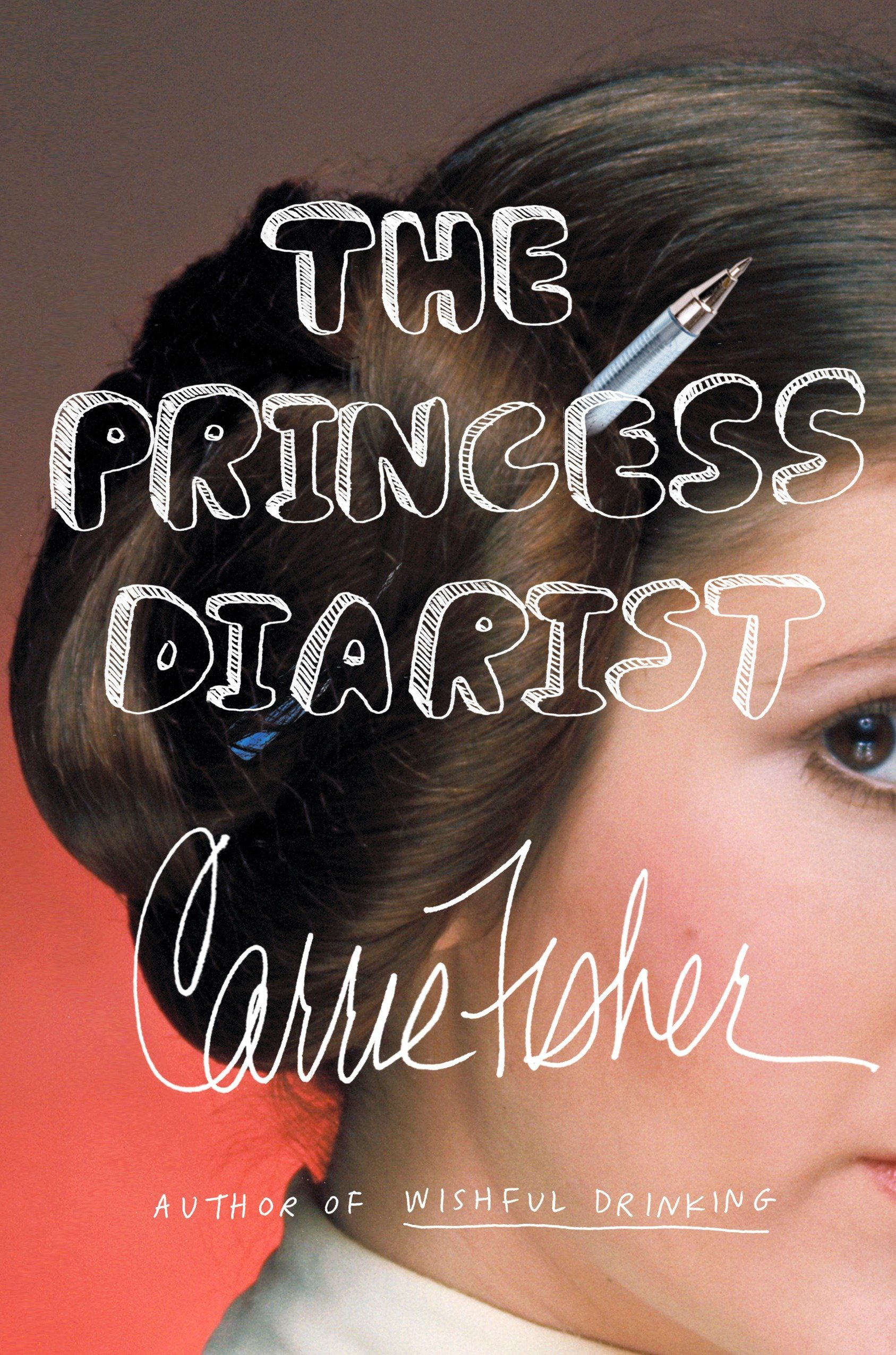 The Princess Diarist: Carrie Fisher: 9780399173592: Amazon.com: Books