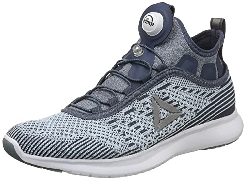 7a39e4a74 Reebok Women s Pump Plus Ultk Fresh Blue Indigo Wht Running Shoes - 4  UK India (37 EU)(6.5 US) (BS8566)  Amazon.in  Shoes   Handbags