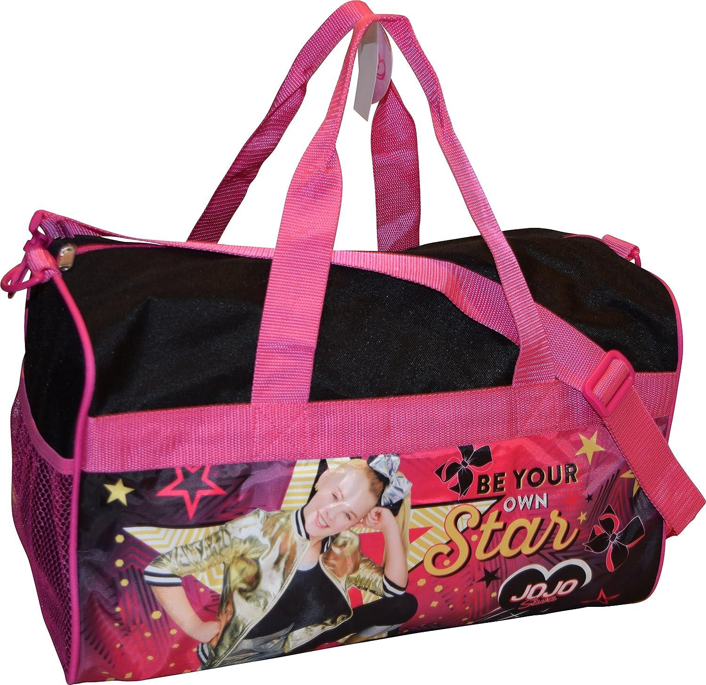 Nickelodeon Jojo Siwa Girl's 18 Carry-On Duffel Bag