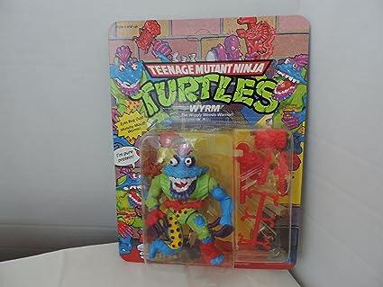 Amazon.com: TMNT Wyrm figura de acción: Toys & Games
