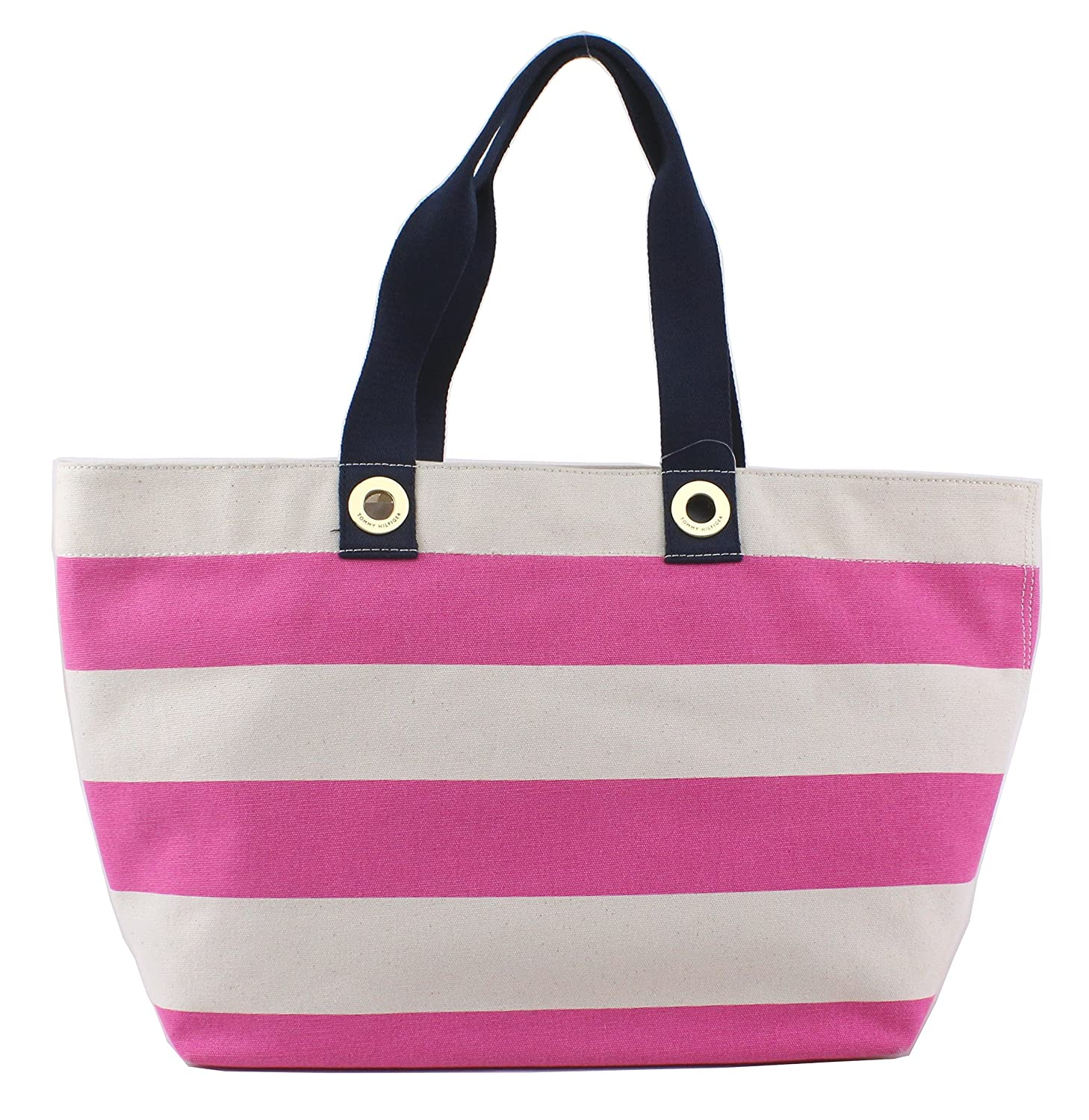 Tommy Hilfiger Womens Print Rugby Tote