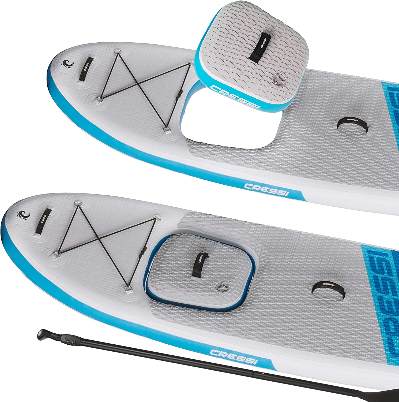 Cressi Kinilau, Tabla de Stand Up Paddle Hinchable de Travesía, 10 ...