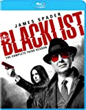 The Blacklist: Season 3 (Blu-ray + UltraViolet)