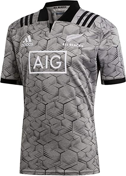 adidas Maillot Rugby All Blacks Entrainement Adulte 20182019
