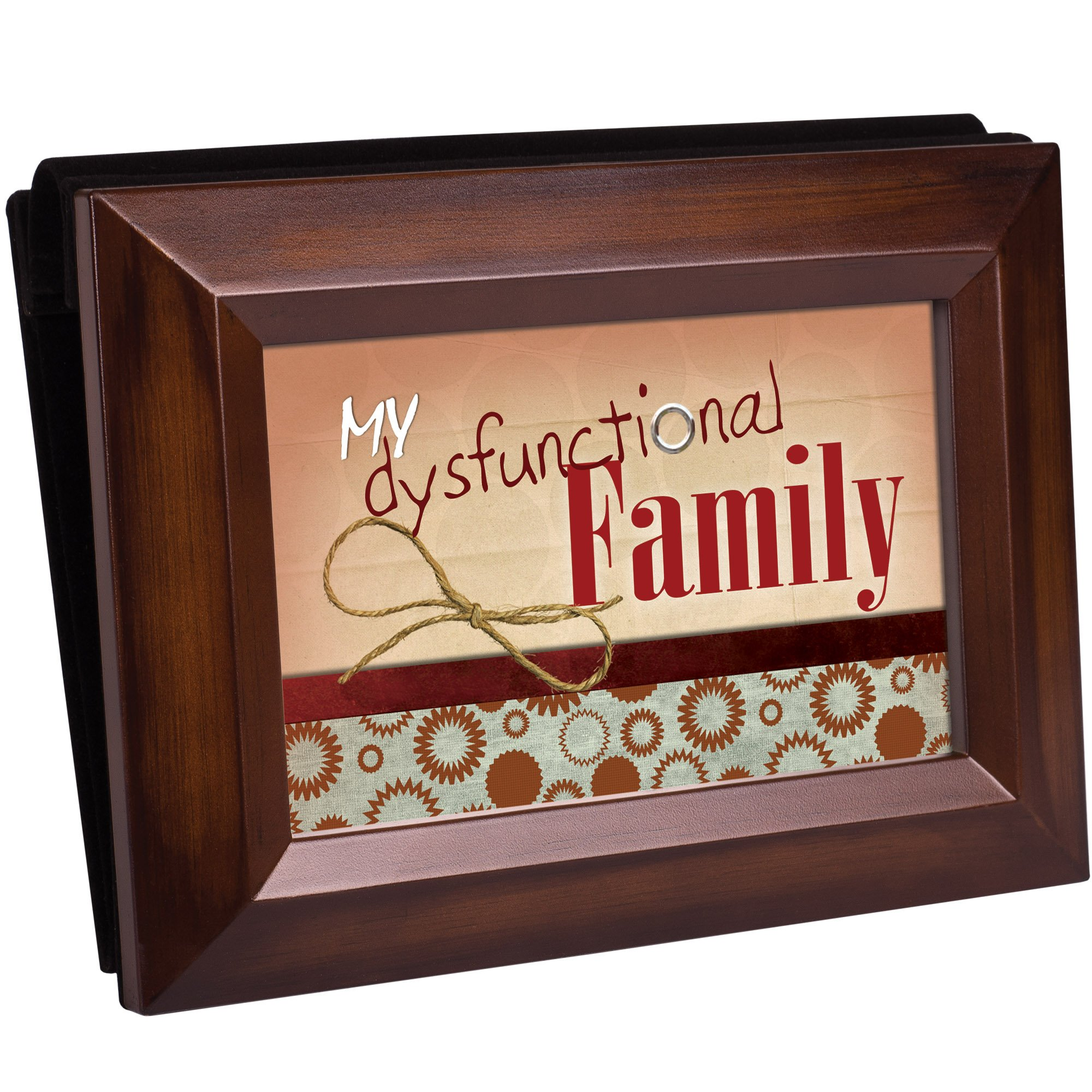 Wood Finish Family 4X6 Photo Album