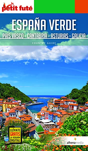 España Verde. Galicia, Asturias, Cantabria y País Vasco Alhena Country Guide: Amazon.es: Alhena Fábrica de Contenidos, S.L.: Libros