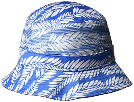 Amazon.com  Original Penguin Men s Palm Print Bucket Hat  Clothing e9fa4752d9b
