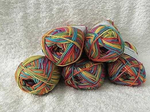 205 Cotton Quick Print Gründl 100baumwolle50g125mhäkeln
