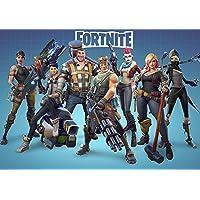 Poster Jeux vidéo Fortnite - Format A3 (42 cm x 29.7 cm)