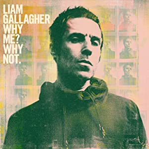 Why Me? Why Not? (LP-Vinilo)