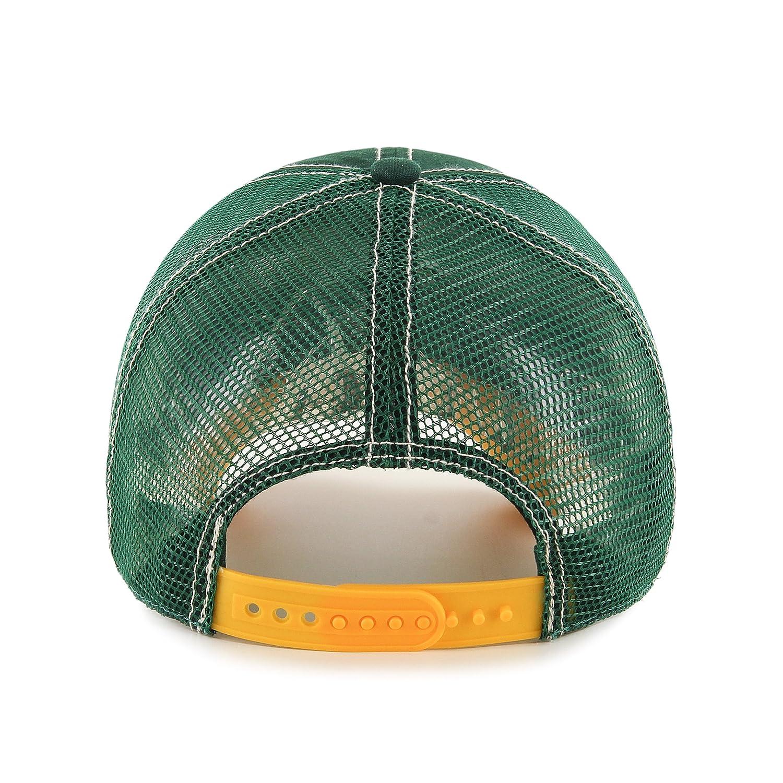 brand new eb34c 230de MLB Oakland Athletics Turner Clean Up Adjustable Hat One Size Dark Green  Twins Enterprise 47 Brand ...