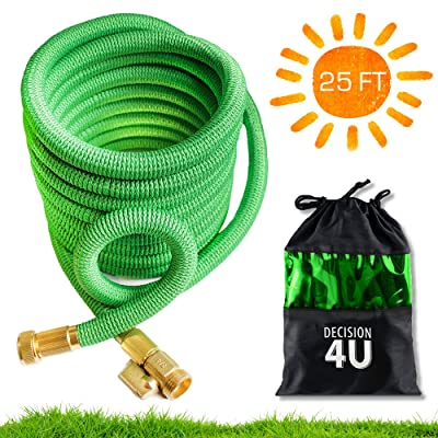 25 Ft. Expandable Garden Hose by Decision4U