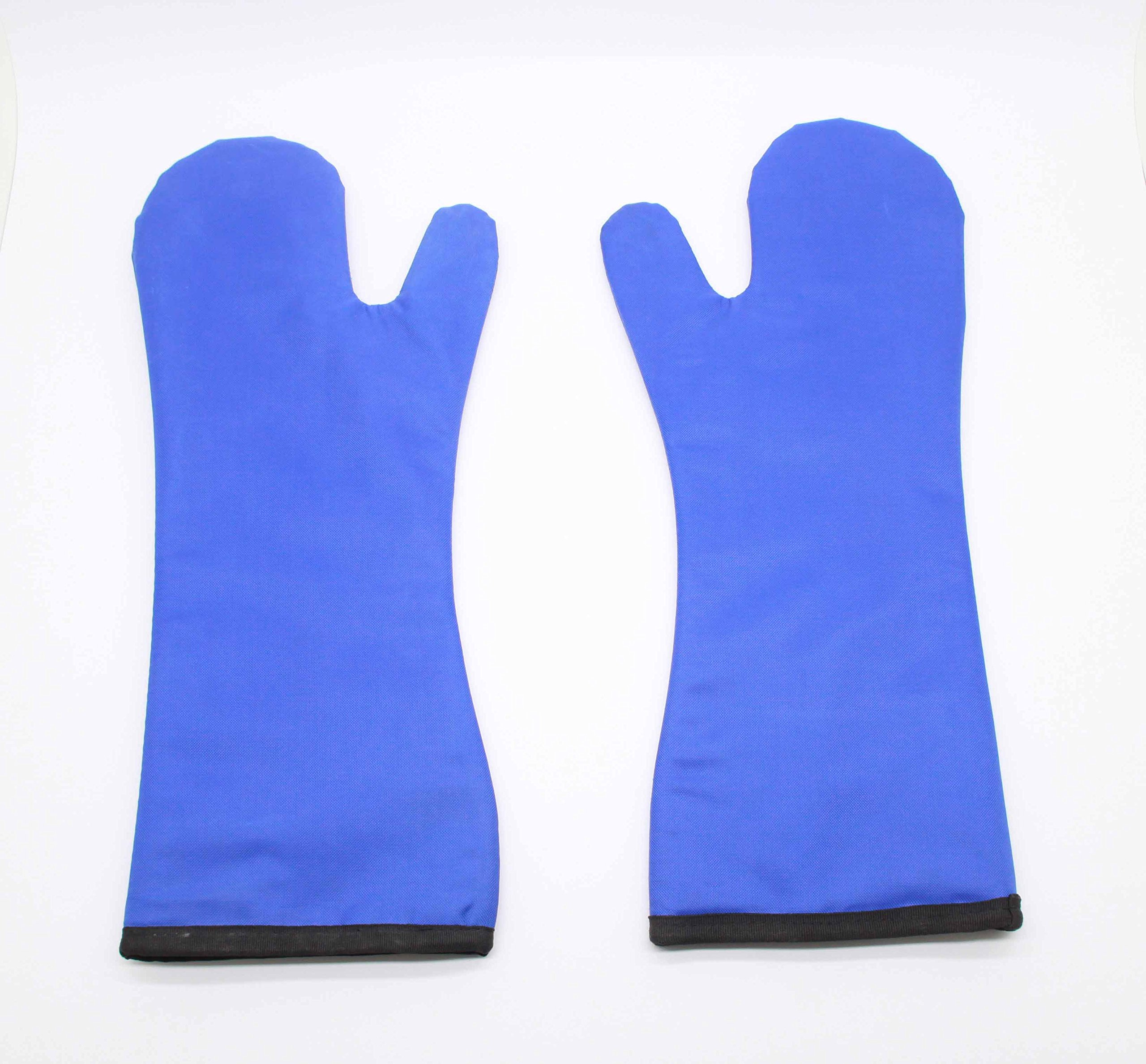FixtureDisplays Medical X Ray Radiation Lead Protective Gloves for X-Ray MRI CT Radiation Protection 15458