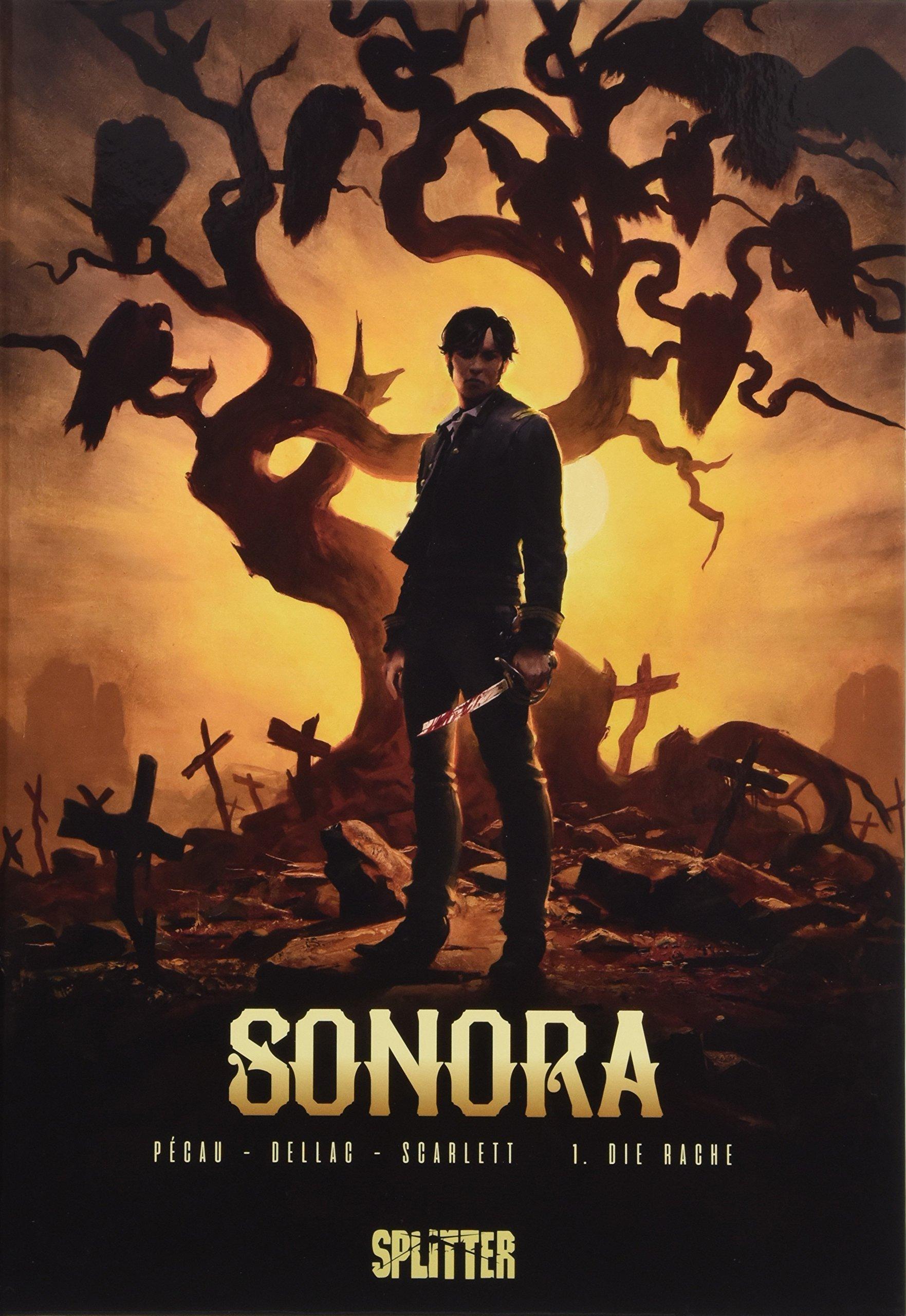 Sonora. Band 1: Die Rache