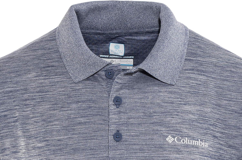 Columbia Zero Rules Polo Technique /à Manches Courtes Homme