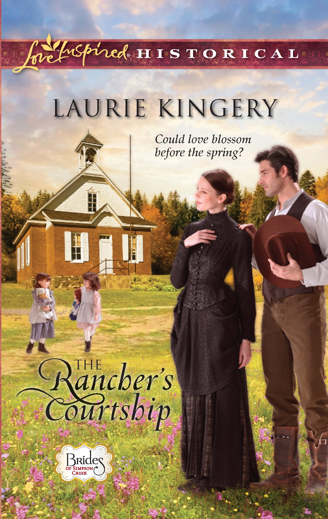 Download The Rancher's Courtship (Brides of Simpson Creek) PDF