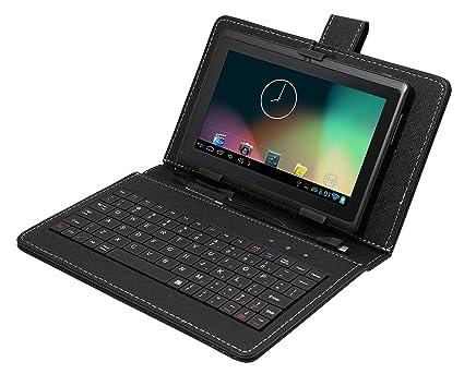 "Tagital® T7X 7"" - Tablet Quad Core con Android 4.4 KitKat, Memoria 4GB"