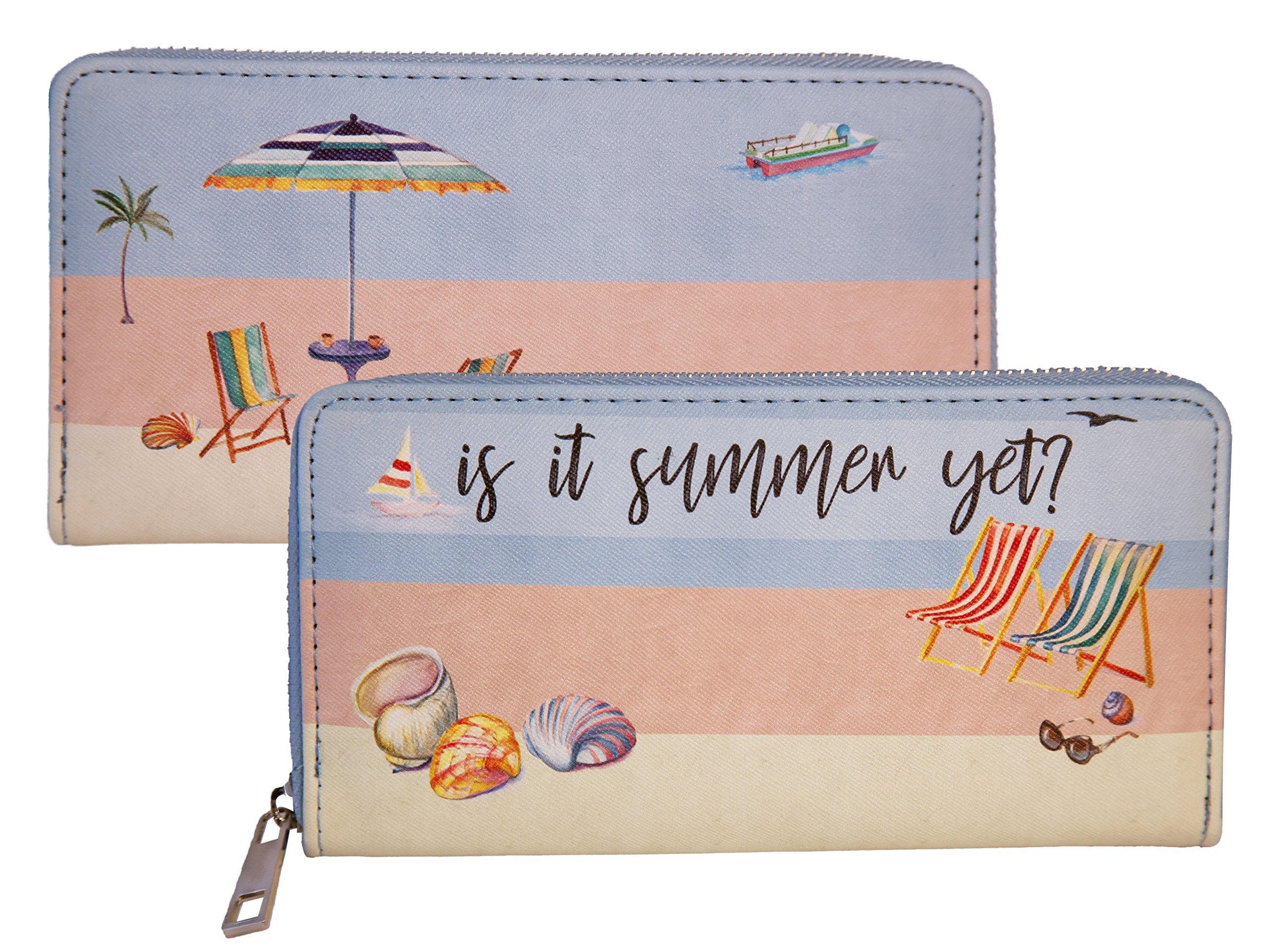 Is It Summer Yet? wallet