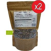 Pack 2 x 1Kg Semilla de Chia Ecológica