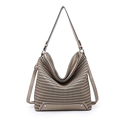 cf9e7d788446 seOSTO Satchel Purses and Handbags, Leather Shoulder Tote Bags Wallets for  Women