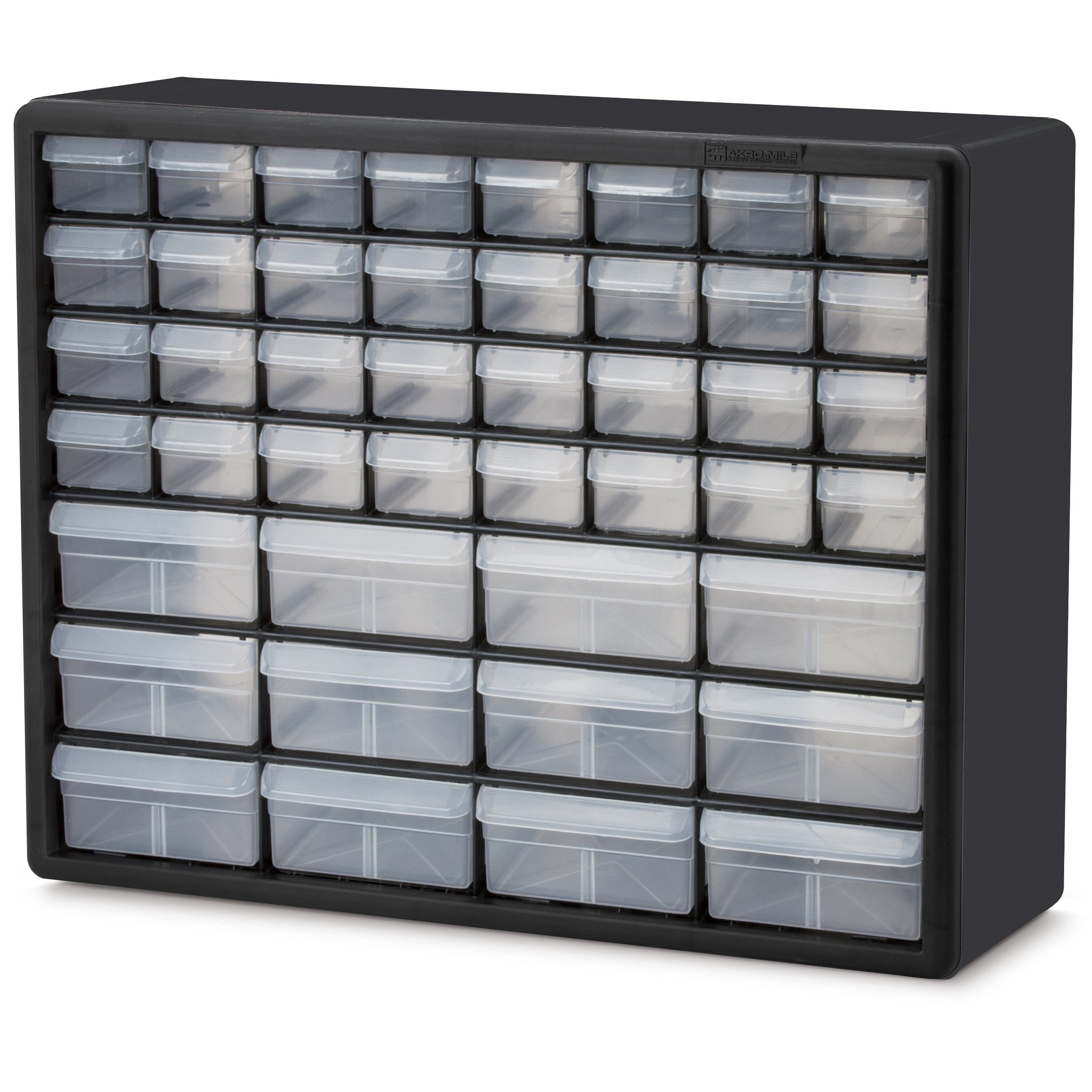 New Storage Cabinet Organizer Box 44 Drawer Bins For Small Parts Hardware  Crafts