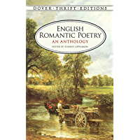 English Romantic Poetry: An Anthology (Dover Thrift Editions)