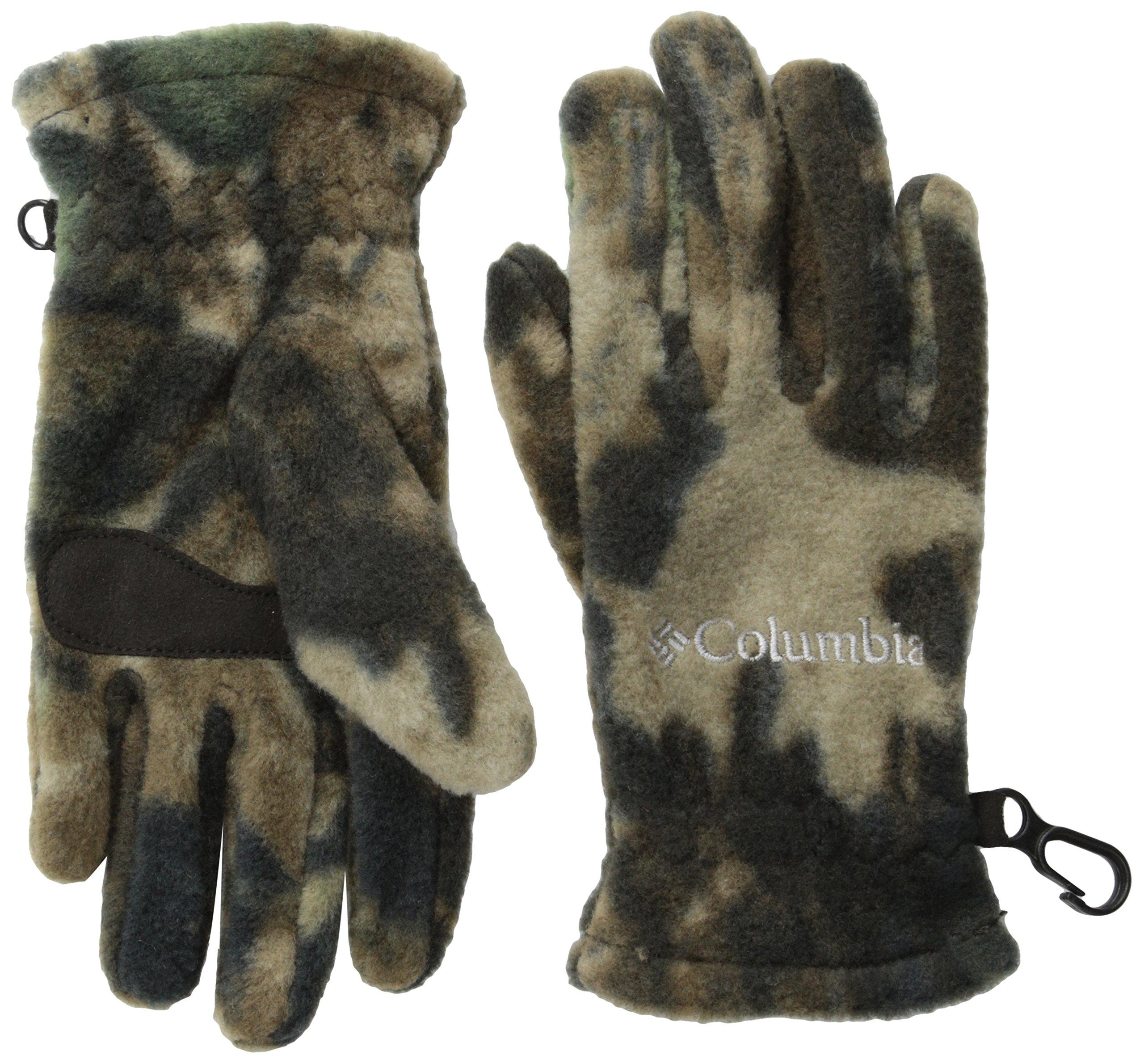 Columbia Boys' Youth Fast Trek Glove, Timberwolf, Medium by Columbia