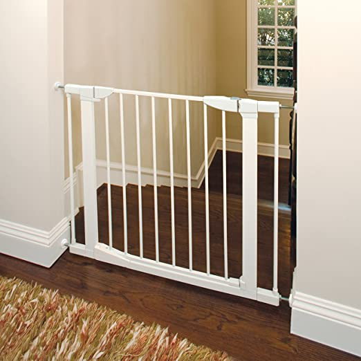 Munchkin Auto Close Pressure Mount Baby Gates for Stairs