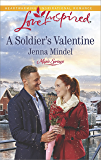 A Soldier's Valentine (Maple Springs)