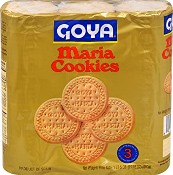 Amazon.com: Goya Foods Maria Cookies Family Pack, 21.16 ...