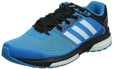 top fashion official shop pick up Adidas Revenergy Boost 2 - UK 9, SOLAR BLUE/FTWWHITE/BLACK ...