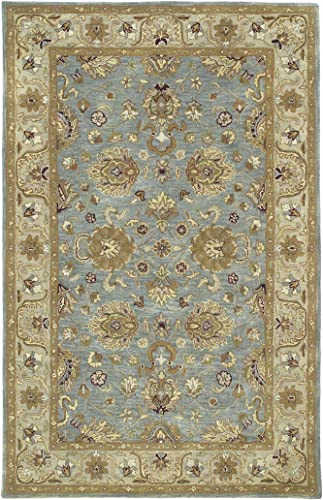 Kaleen Rugs Mystic Collection 6062-56 Spa Hand Tufted 8 X 10 Rug