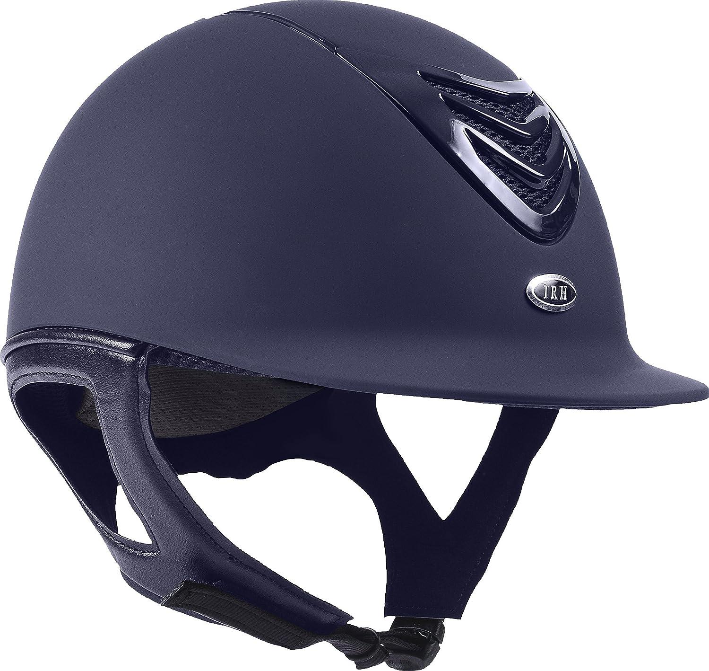 Navy Matte shiny Navy Vent X-Large Navy Matte shiny Navy Vent X-Large IRH 4G Helmet Matte Finish