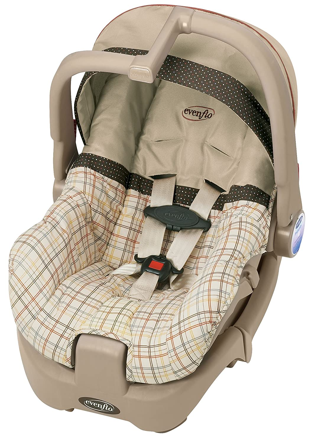 Evenflo Chase Dlx Booster Car Seat Instructions