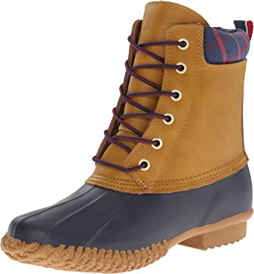 ganado Comercial carpeta  Amazon.com: Tommy Hilfiger Russel - Botas de lluvia para mujer: Tommy  Hilfiger: Shoes
