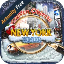 Hidden Object New York City Winter Holiday – Seek & Find Objects Puzzle Photo Pic Christmas & Spot the Difference FREE Game