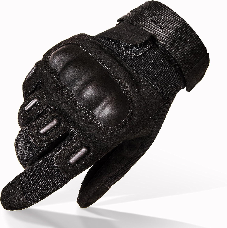TitanOPS Full Finger and Half Finger Outdoor Gloves