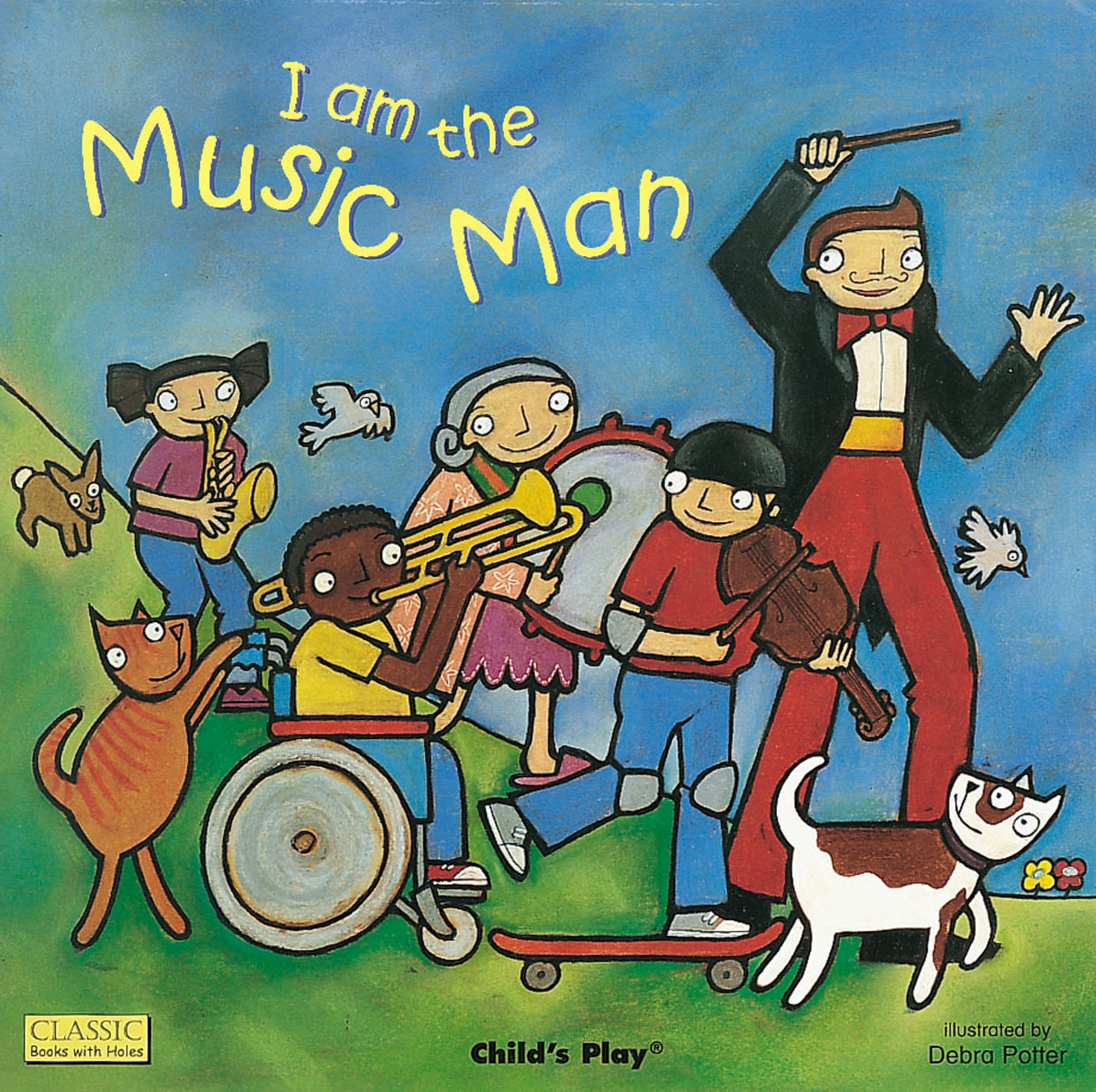 Download I Am the  Music Man (Classic Books With Holes) PDF ePub fb2 ebook
