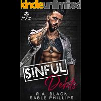 Sinful Debts (A Dark Mafia Romance Book 1)