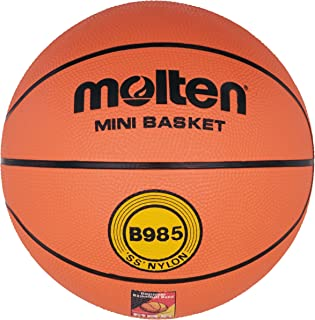 Molten B985 Ballon de basket-ball Orange 5