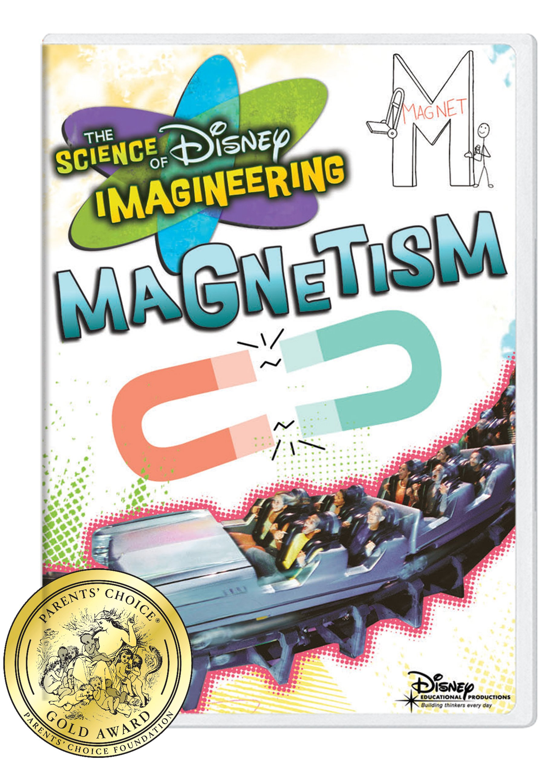 The Science of Disney Imagineering Magnetism [Interactive DVD] by Disney Educational Productions