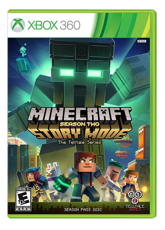 Amazon.com: Minecraft: Story Mode - Season 8 - Xbox 8 Standard