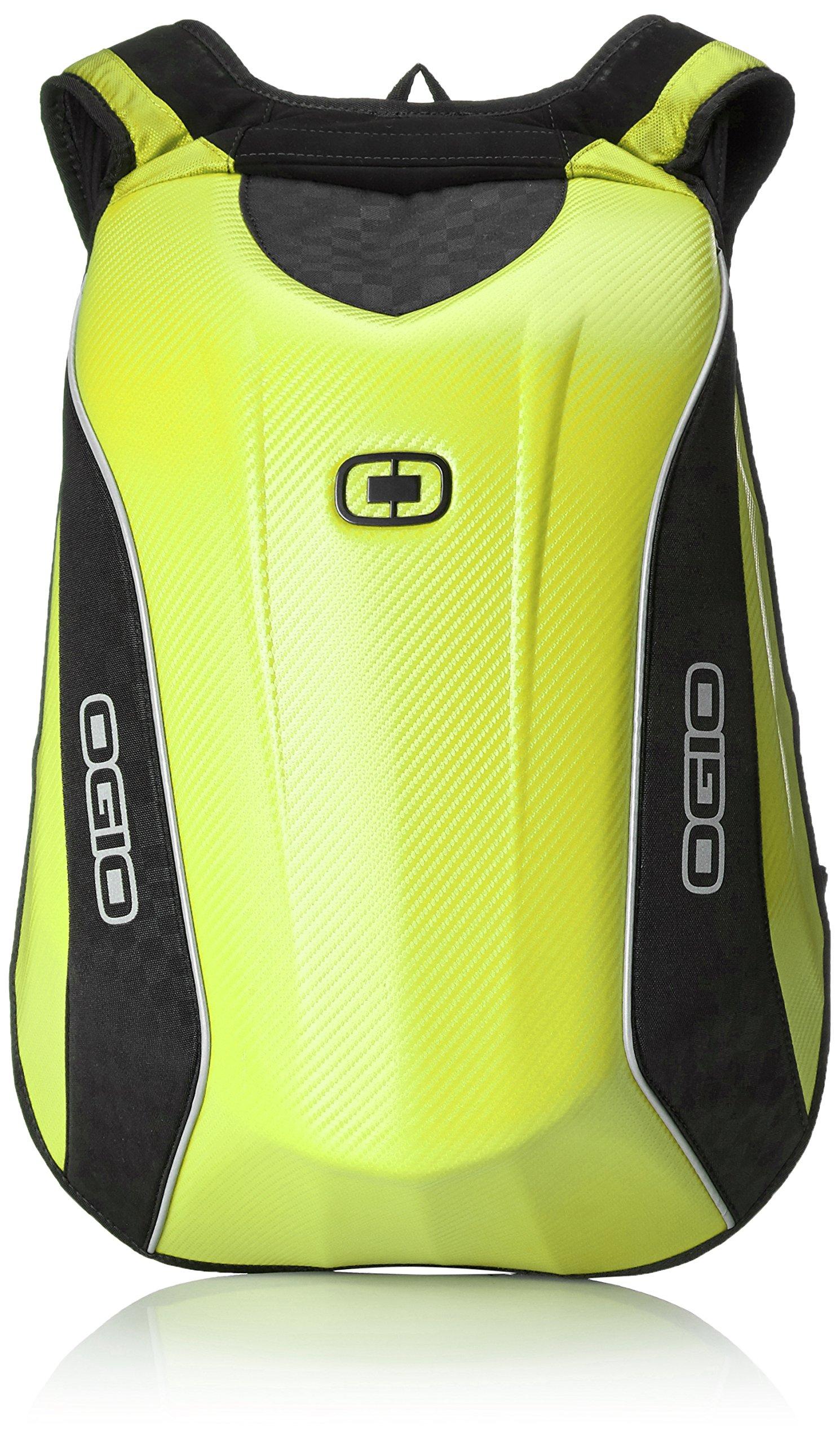 Ogio No Drag Mach 5 Hi-Viz Yellow Backpack - One Size