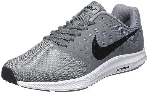 Nike Downshifter 7, Zapatillas de Running para Hombre, Gris (Stealth/Black/Cool Grey/White), 40 EU: Amazon.es: Zapatos y complementos