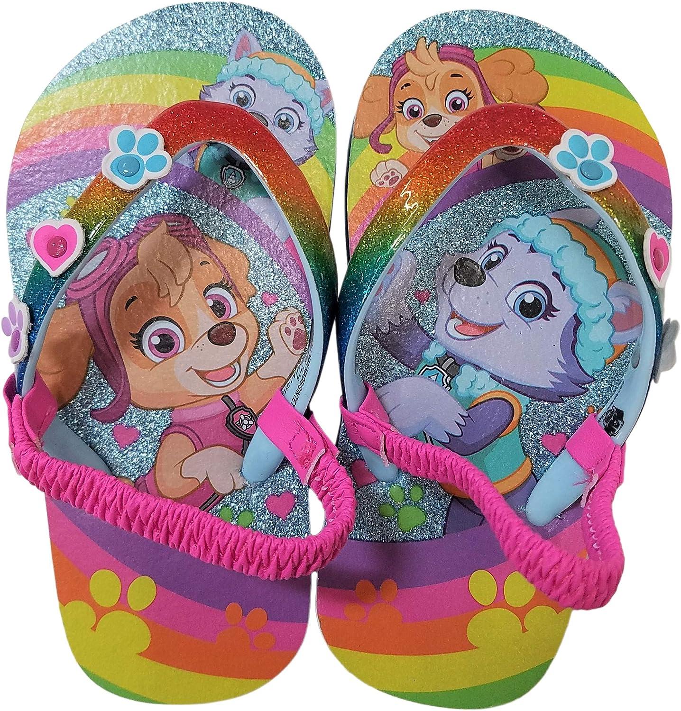 Paw Patrol Girls Flip-Flop Sandals