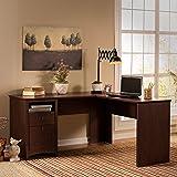 Buena Vista 60W L Shaped Desk